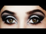Dramatic Arabic Eye Makeup Tutorial