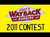2011 Jake's Burger Eating Contest