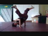 Breakdance How To: Baby Freeze Tutorial Guide