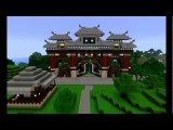 Tatsuyama - 龍山- Empire Of The Dragon Mountain - A Map For Minecraft