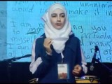 TEDxYouth@Amman - Salma Tabari - Sorry I Am A Dreamer