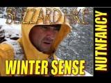 3 Of 3, Winter Sense Blizzard Hike By Nutnfancy