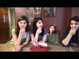 Asterino Sisters Try Dog Food - COMEDY