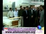 MQM Leader Dr Nadeem Ehsan Inaugurates Nephro Urology ICU At Abbasi Shaheed Hospital