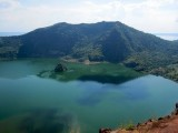 Hiking Up The Taal Volcano - Philippines