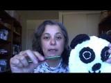How To Crochet A Panda Beanie - Baby Panda