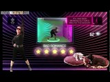 Dance Central 2 - BAD ROMANCE - Hard Gameplay 100% With MMC
