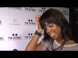 Kelly Rowland On Fashion At The TW Steel Party