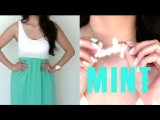 Fashion Friday: Mint Spring Trends