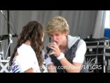 Cody Simpson Singing Not Just You Live On June 26, 2011