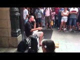 Talented Dubstep Street Beat Boxing