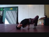 Breakdance How To: Chair Freeze Tutorial Guide