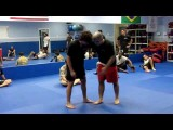 Far Knee Block Wrestling Takedown By Avellan For MMA & BJJ - FFA