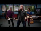 Community S03E10 - The Musical Evolution Of Pierce - Baby Boomer Santa