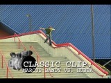 Marcus Bandy Vs. Cal State Long Beach Hubba Skateboard Tailslide