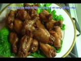 Day Nau An Vietnamese Food - How To Make Ginger Chicken Wings - Canh Ga Ram Gung