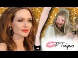 The Oscars! The Angie Leg! P'Trique C'est Chic!