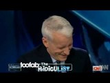Anderson Cooper Has Another Giggle Fit On Live TV!