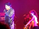 Adam Lambert Strut Knoxville, TN Jul 6, 2010