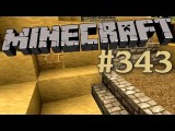Let's Play - Minecraft #343 HD - Dorf Mineneingang