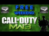 MW3 De Graça No Final De Semana - Free Weekend Steam