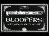 GTA 4 Bloopers, Glitches & Silly Stuff 9 Grand Theft Auto IV Gameplay Machinima