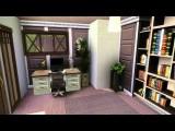 The Sims 3 - House Building - Choco Farm 5