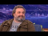 Artie Lange: Heroin Is Nothing Like Running - CONAN On TBS