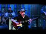 JOHNNY WINTER - Dust My Broom Live @ Letterman 1 12 12