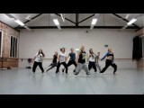 'Swagger Jagger' Cher Lloyd Choreography By Jasmine Meakin Mega Jam