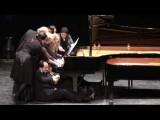 12 Pianists At 1 Piano: Albert Lavignac Sischka Galop-Marche à 12
