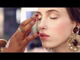 Dolce&Gabbana FW13 Fashion Show: The Makeup