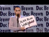 Doc Brown On Russell Howard Good News Extra FULL