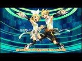 Kagamine Rin & Len Append - Happy Birthday, Thank You HD Sub Español + MP3