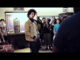 Les Twins Dance Battle Circle - Pt 2 | World Of Dance New York 2011 | Sharp Edge Events