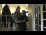 US Soldier Surprises Family & Friends For The Holidays