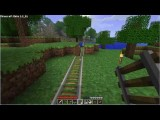 The Minecraft Files - The Minecraft Files #43: Minecart Tracks, Waterfall Homes, And Creepers