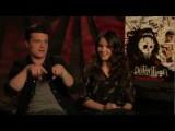 Josh Hutcherson & Shanley Caswell Interview - 'Detention' Exclusive!
