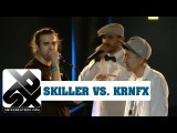 Krnfx Vs. Skiller - Final Round - Grand Beatbox Battle