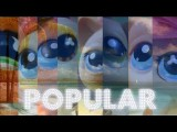 Littlest Pet Shop: Popular Season 2 Opening Sequence WATCH IN 3D!