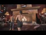 Halle Berry And Jamie Foxx Kiss