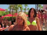Hot 100 Bikini Contest Voting Party 1 2011 At Wet Republic Ultra Pool Las Vegas HD Video 720p