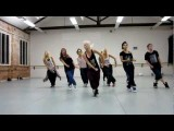 'Turn Me On' David Guetta Ft. Nicki Minaj Choreography By Jasmine Meakin Mega Jam