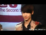 FanCam 111112 Boyfriend's Fansign Event At Daegu - Kwangmin Puing ! Puing !