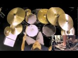 Animals As Leaders - Weightless Drum Cover By Troy Wright 2012