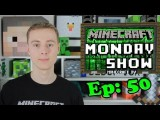 Minecraft Monday Show 50: Mojang In Space! 1.3, Interviews & Community!