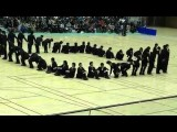 Japanese Synchronized Walking - Roboting The Humanity
