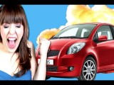 Another Day With Olga Kay - BLOWING UP MY CAR