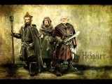 The Hobbit - Dwarf Song - With Lyrics - Over The Misty Mountains Cold - The Hobbit Song