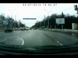 GTA.Minsk: W220 Vs. Traffic Police